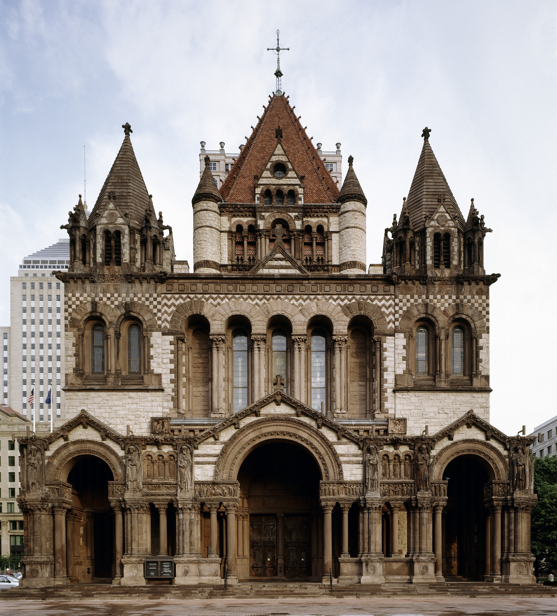 Trinity Church (Boston) - Wikipedia