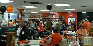 U-Store (offering university merchandising, ph...