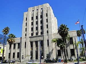 U.S. Post Office - Long Beach Main, 300 Long B...