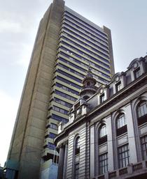 Sede del Banco Central de Bolivia.