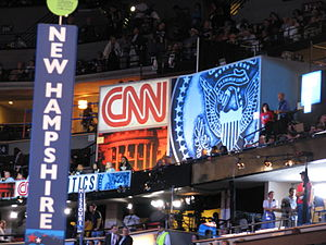 CNN at DNC