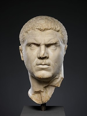 Caracalla ( 3D image available)