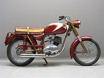 Ducati 98 cc Tursimo uit 1958