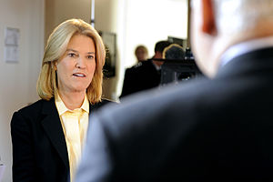 Greta Van Susteren, host of the Fox News progr...