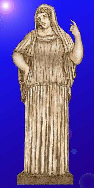 goddess of Greek Mythology