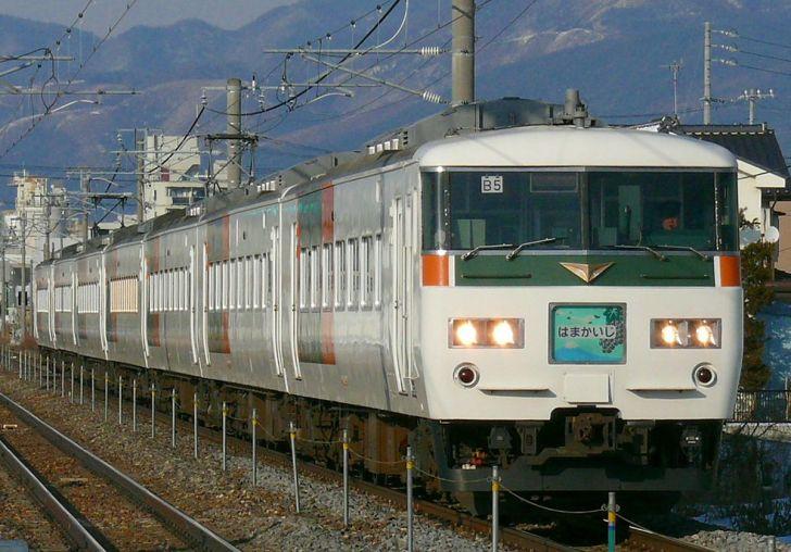JR East Limited Express Hamakaiji.JPG