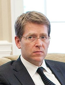 Jay Carney (photo via Wikipedia)