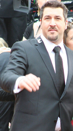Joey Fatone at the 81st Academy Awards