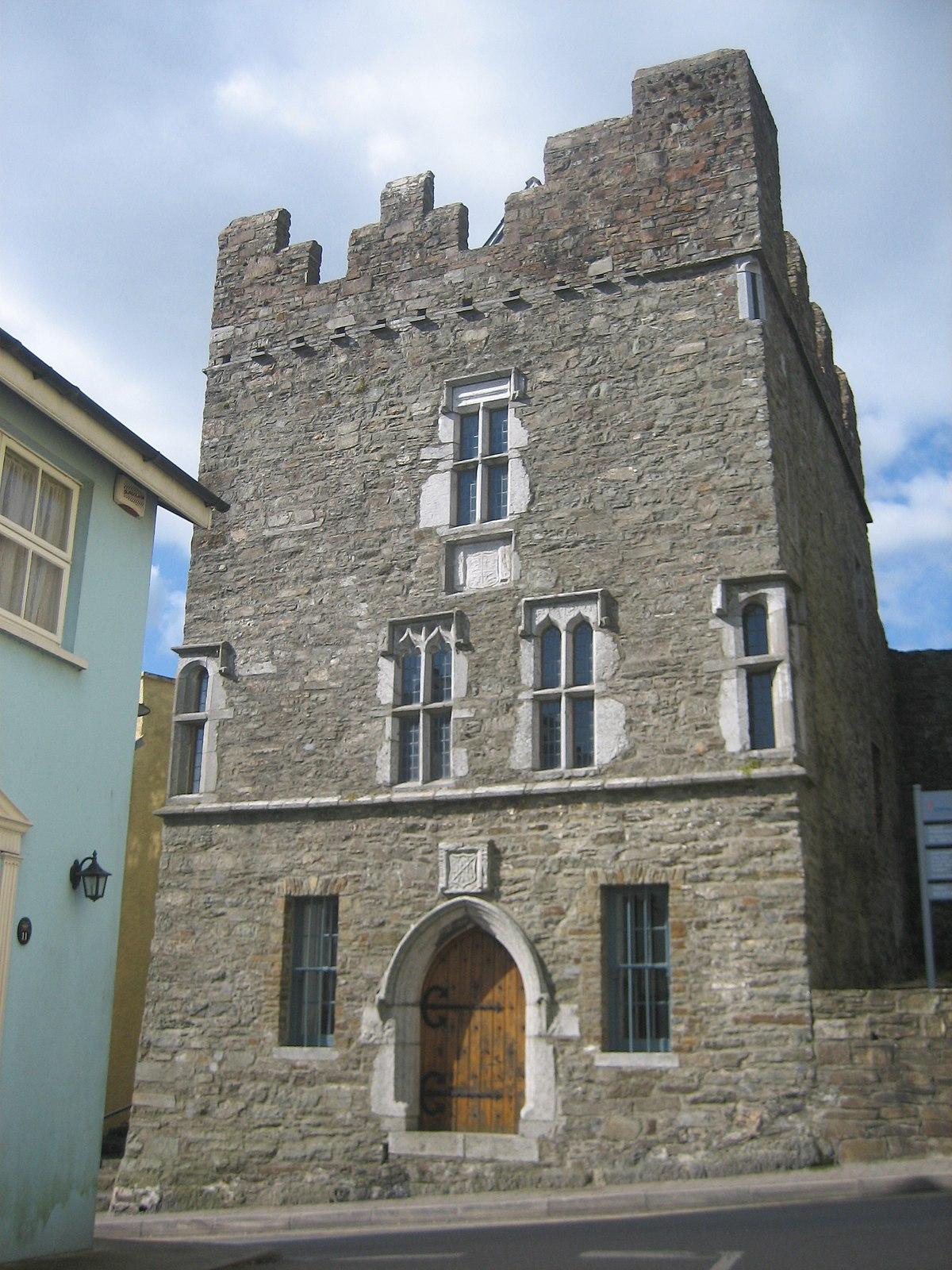 Desmond Castle Wikipedia