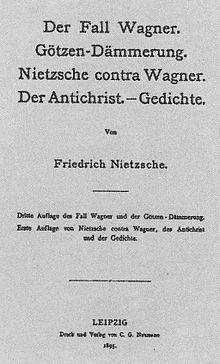 Titelblatt Der Erstausgabe  In Band Viii Der Ausgabe Von Fritz Koegel