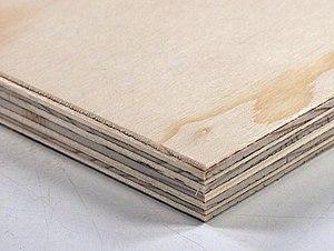 Finnish spruce plywood