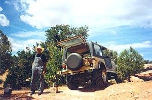 29px Jeep safari near Moab, Utah, USA