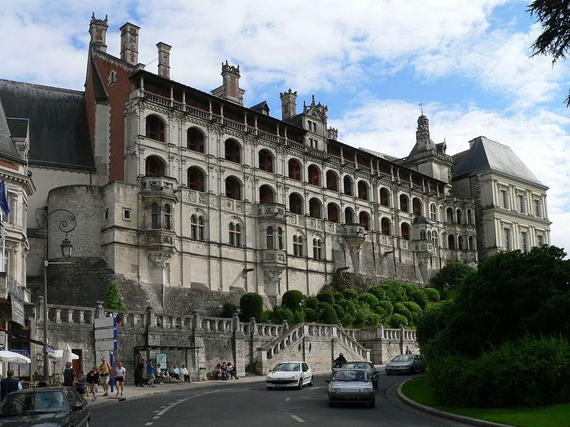 Blois.schloss