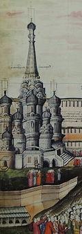 Храм Василия Блаженного — Википедия