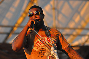 Gucci Mane at the Williamsburg Waterfront, Wil...