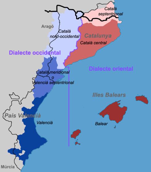 El català és la llengua comuna als Països Catalans