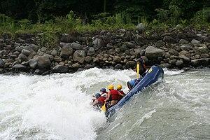 Rafting Rio Pacuare Costa Rica