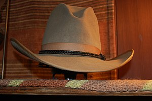 English: Cowboy Hat