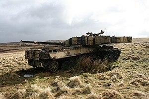 English: Tank!