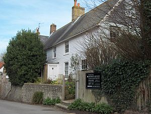 English: Monk's house