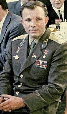 Yuri Gagarin Wikipedia