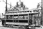 Triebwagen 31, um 1910