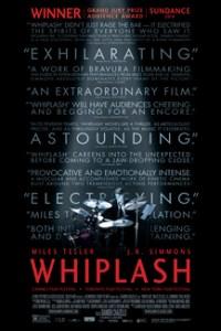 Poster for 2015 music drama Whiplash