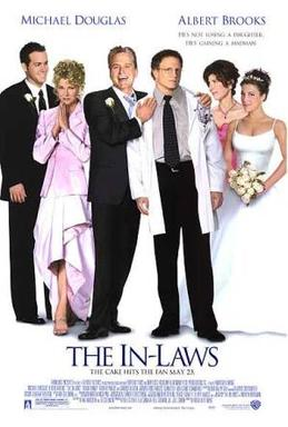 Film poster for The In-Laws - Copyright 2003, ...