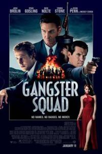 Poster for 2013 crime film Gangster Squad