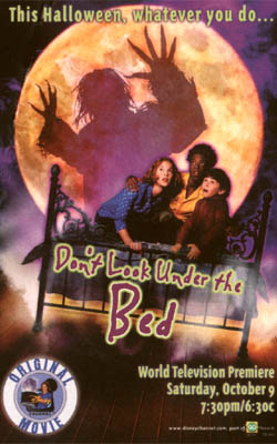 Image result for don't look under the bed