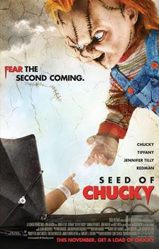 Seed of Chucky poster, version 2