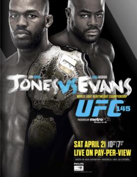 UFC 145