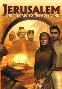 Jerusalem: The Three Roads to the Holy Land