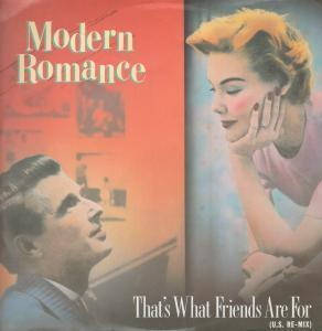 That's What Friends Are For (Modern Romance song)