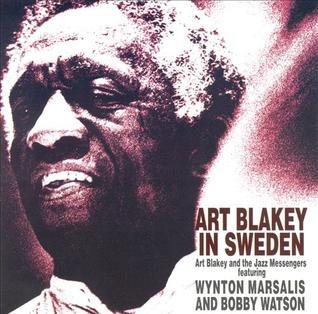 Art Blakey In Sweden Wikipedia