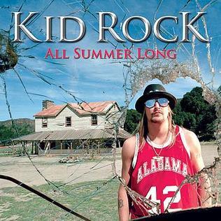 Singing sweet home alabama all summer long. All Summer Long Kid Rock Song Wikipedia