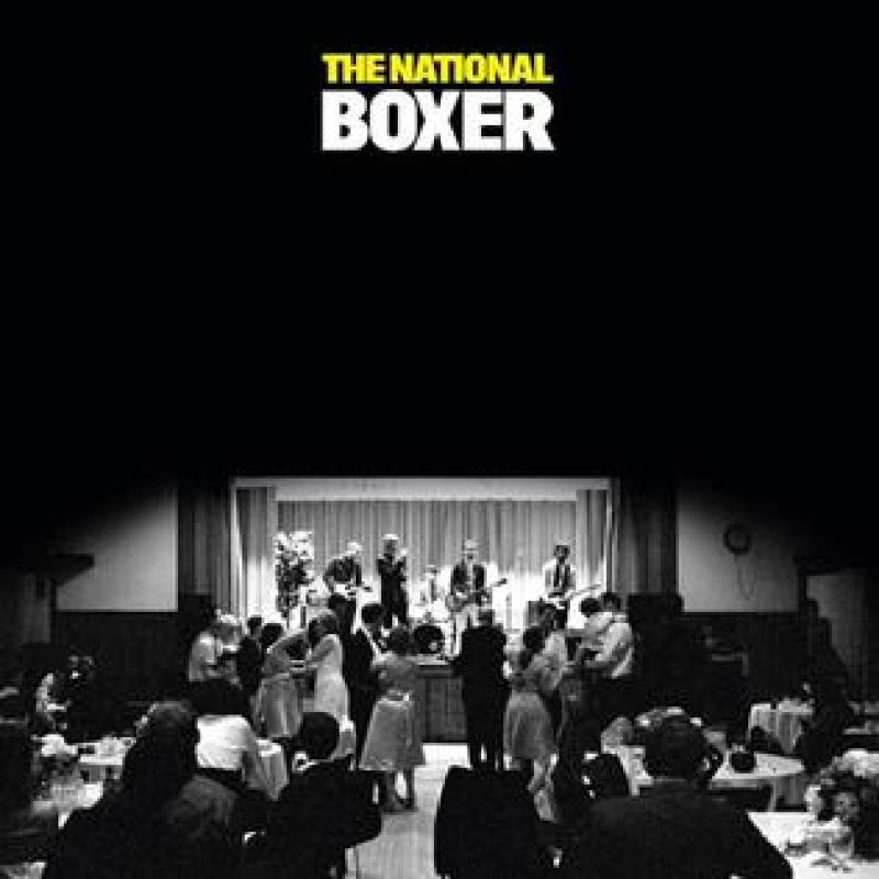 Image result for the national the boxer
