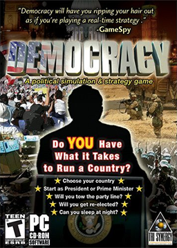Democracy (video game)
