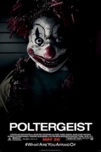 Poster for 2015 horror remake Poltergeist