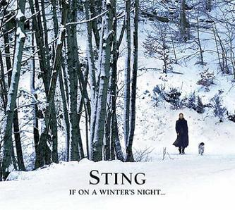 "Album cover for ""If on a winter's night"" by Sting"
