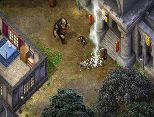 Screenshot from Ultima Online: Kingdom Reborn.