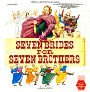 Seven Brides for Seven Brothers - Movie CD cover