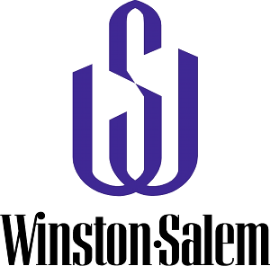 Official logo of Winston-Salem