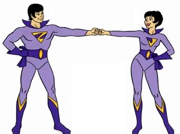 Wonder Twins Powers... ACTIVATE!