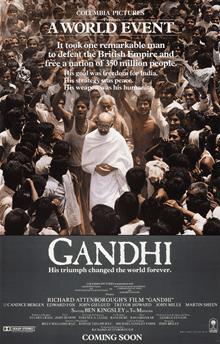 Gandhi (film) - Wikipedia, the free encyclopedia