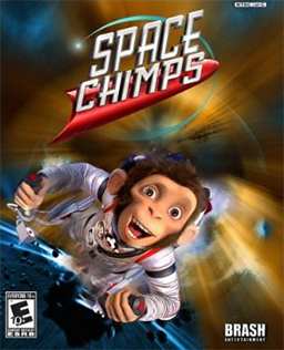 Space Chimps Video Game Wikipedia