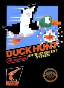 Nintendo Entertainment System (NES) Duck Hunt