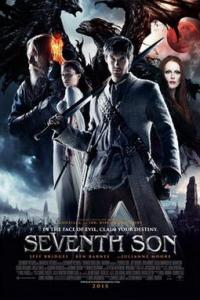 Poster for 2015 fantasy movie Seventh Son