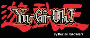 The English Yu-Gi-Oh! logo.