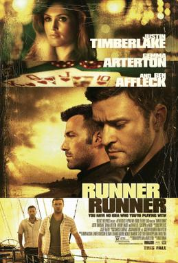 File:Runner Runner film poster.jpg